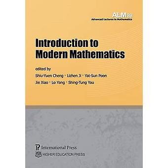 Introduction to Modern Mathematics by Shiu-Yuen Cheng - 9781571463050