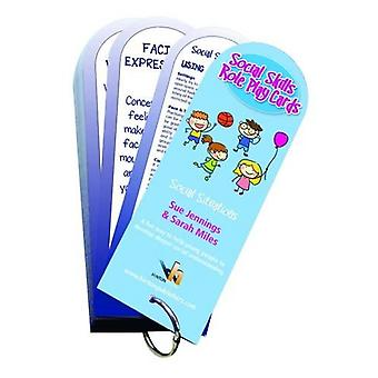 Social Skills Role Play Cards - Social Situations by Sue Jennings - 97