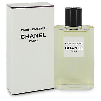 Chanel paris biarritz eau de toilette spray av chanel 545670 125 ml