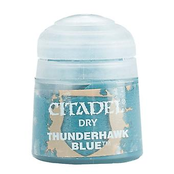 Thunderhawk Blue (12ml), Citadel Paint - Dry, Warhammer 40,000/Age of Sigmar