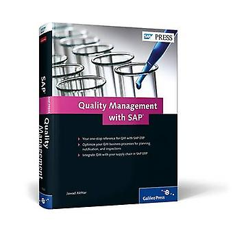 Quality Management with SAP by Jawad Akhtar - 9781493212033 Book