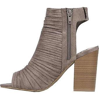 Fergalicious Womens Jymboree Open Toe Casual Ankle Strap Sandals