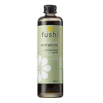 Fushi Wellbeing Organic Hemp seed Oil 100ml (F0010403)