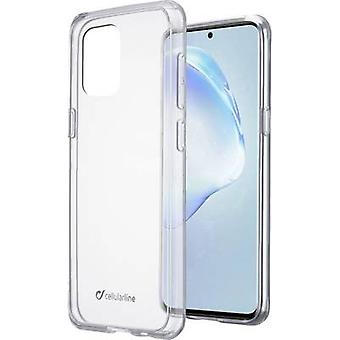 Cellularline CLEARDUOGALS11T Back cover Samsung Galaxy S20+ Transparent