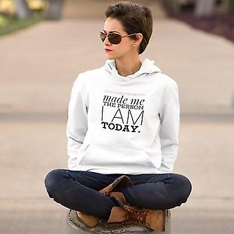 Unisex Premium Hoodie | Overcoming Obstacles Made Me the Person I Am Today