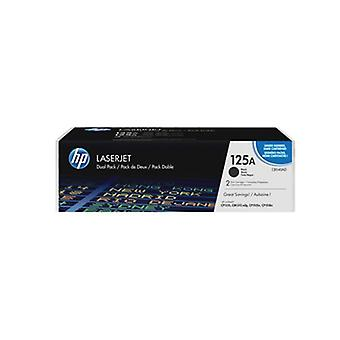 Hp 125A Black Twin P Lj Toner Cart Cb540Ad