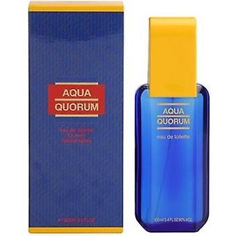 Antonio Puig - Aqua Quorum - Eau De Toilette - 100ML