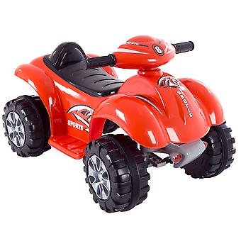 Ride On Toy Quad, Battery Powered Dinosaur 4 Wheeler Toy ATV With Sound Effects