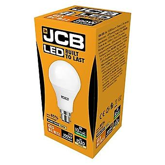 JCB LED A60 1520lm Opal 15w Light Bulb B22 2700k