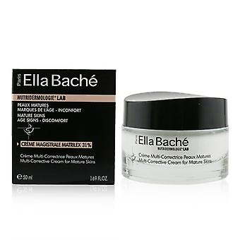 Ella Bache Nutridermologie Lab Creme Magistrale Matrilex 31% Multi-corrective Cream For Mature Skins - 50ml/1.69oz