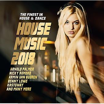 Various Artist - House Music 2018: Finest in House & Dance / Var [CD] USA import