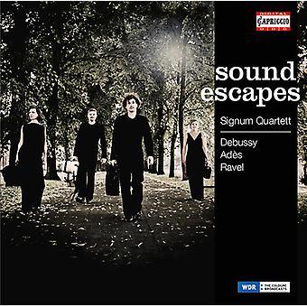 Debussy / Signum Quartet - Soundescapes [CD] USA import