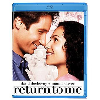 Return to Me [BLU-RAY] USA import