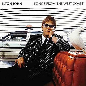 Elton John - Songs From the West [Vinyl] USA import