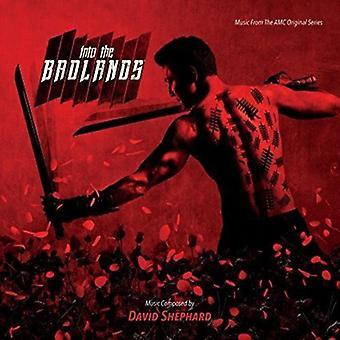 David Shephard - Into the Badlands: Music From Original Amc Series [CD] USA import