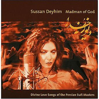 Sussan Deyhim - Madman of God [CD] USA import