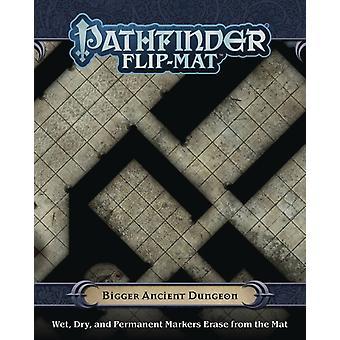 Pathfinder FlipMat Bigger Ancient Dungeon by Jason A Engle & Stephen Radney MacFarland