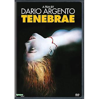Tenebrae [DVD] USA import