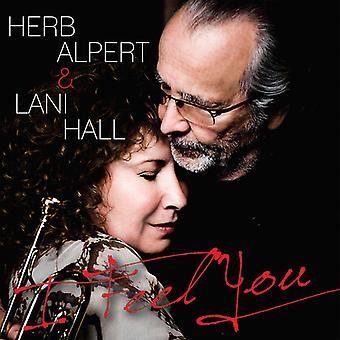 Alpert, Herb / Hall, Lani - I Feel You [CD] USA import