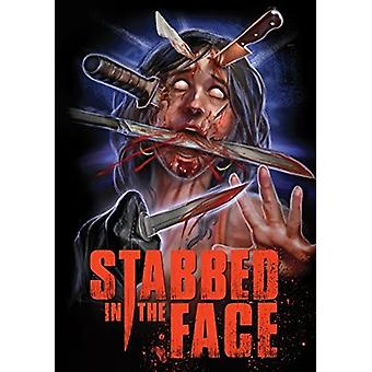 Stabbed in the Face [DVD] USA import