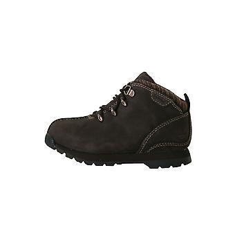 تيمبرلاند سبليتروك Txtr Brn / Brn 32886 أحذية الأطفال الصغار أحذية