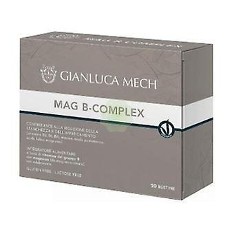 Mag B-Complex 20 packets