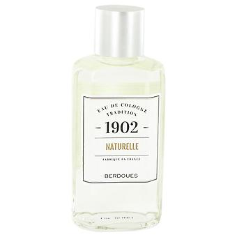 1902 Natural Eau De Cologne (Unisex) By Berdoues 8.3 oz Eau De Cologne