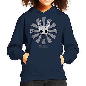 Hollow Knight Rétro japonais Kid-apos;s Sweatshirt à capuchon