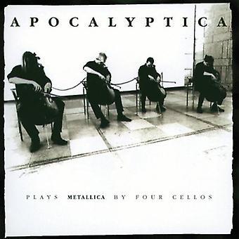 Apocalyptica - Plays Metallica [CD] USA import