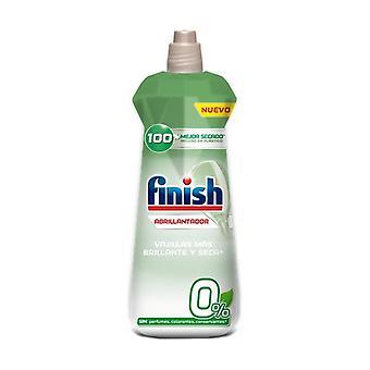 Finish 0% Rinse Aid for Dishwashers 400 ml