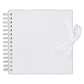 Papermania 8 x 8 Tuuman Leikekirja Valkoinen