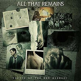 All That Remains - Victim of the New Disease [CD] USA import