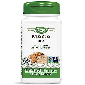 Nature's Way Maca Root Vegan Capsules