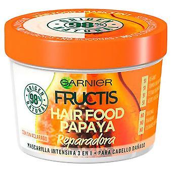 Restorative Hair Mask Hair Food Papaya Fructis (390 ml)