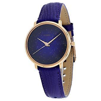 99, Mujeres Fósiles 's ES4727 Reloj Púrpura de Cuarzo