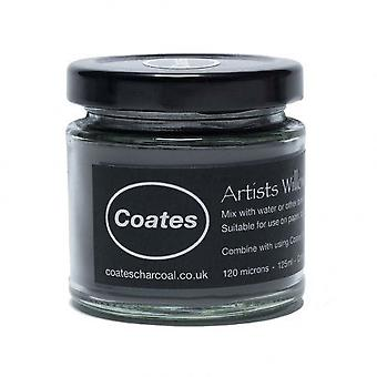 Coates Artists Willow Charcoal Powder 125ml