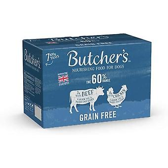 Butcher's Tray Multi Pack - 7x400g