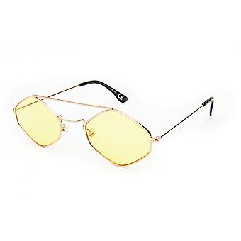 Sunglasses Unisex Cat.3 gold/yellow (19-096)