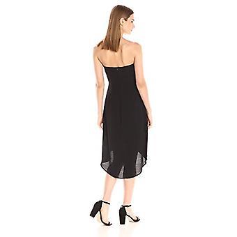 ASTR the label Women's Josefine Dress, Black, Large