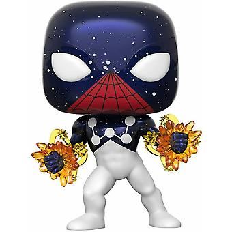 Spider-Man Capitán Universo US Exclusivo Pop
