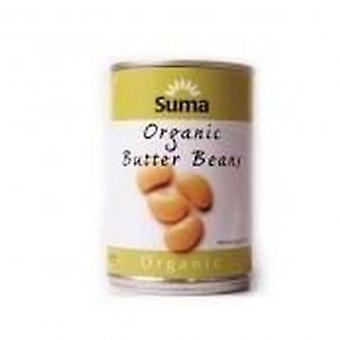 Suma - Organic Butter Beans 400g