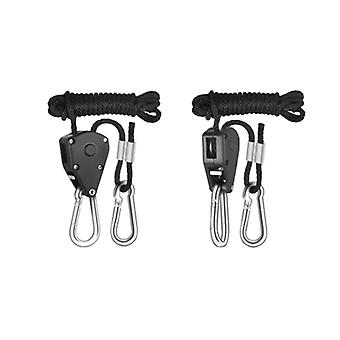 Rope Ratchet Hanger With Load Capacity Of 150lbs