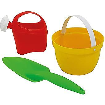 Adriatic 858 Adriatic Garden Bucket Set Kids Toy
