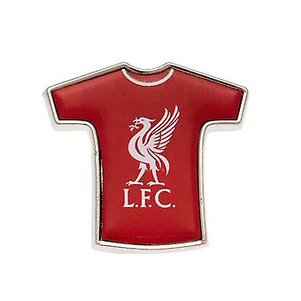 Liverpool FC Kit Metal Badge
