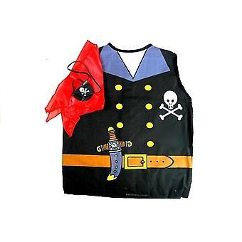 Piratenkostuum voor Halloween-feest voor kinderen