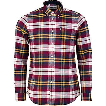 Barbour Highland 19 Check Flannel Tailored Shirt
