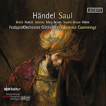 Saul [CD] USA import