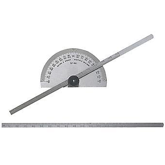 Moore & Wright Protractor Type Depth Gauge Metric MAW44M
