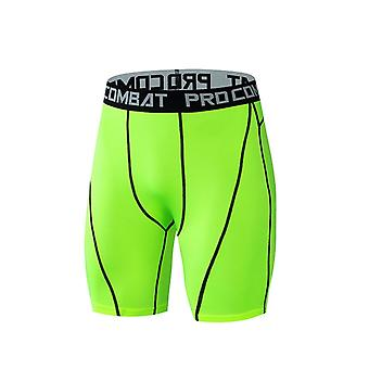 Men Bodybuilding Shorts, Fitness Gym Knickers -male Muscle Alive Elastic