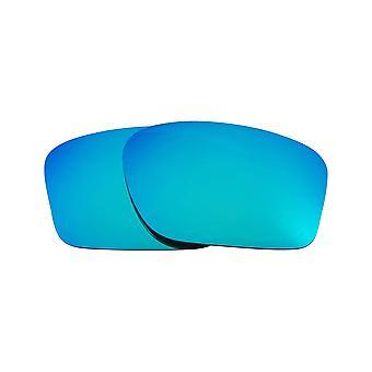 العدسات البديلة المستقطبة لنظارات أوكلي Chainlink النظارات الشمسية المضادة للخدش الأزرق